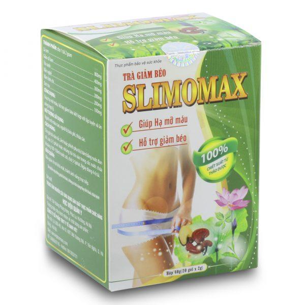 Trà giảm béo Slimomax học viện quân y
