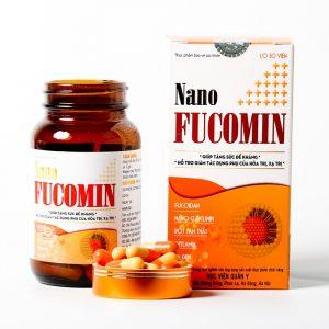 Điều trị ung thư Nano Fucomin Học Viện Quân Y
